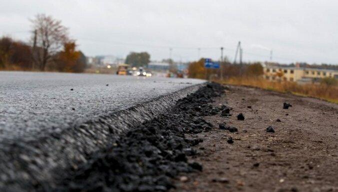Госкомпания потребовала сделать гарантийный ремонт дороги