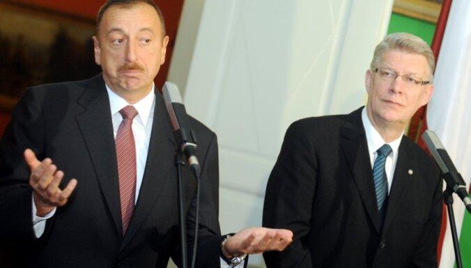 Самый дорогой подарок Затлерсу сделал Алиев
