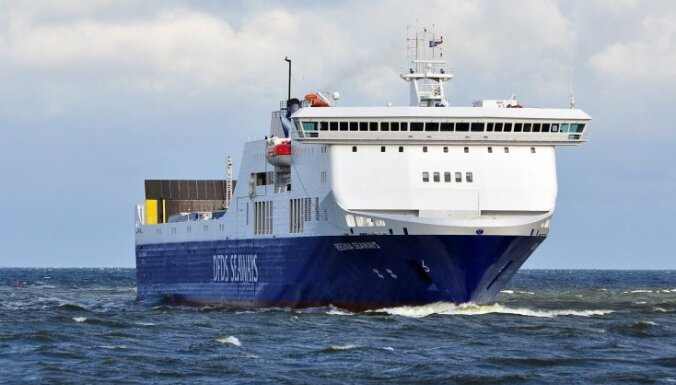 Авария на пароме в Балтийском море: все пассажиры эвакуированы, судно отбуксируют к границе Литвы