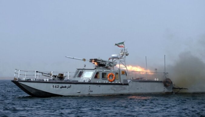 Баскскую компанию уличили в поставке оборудования Ирану