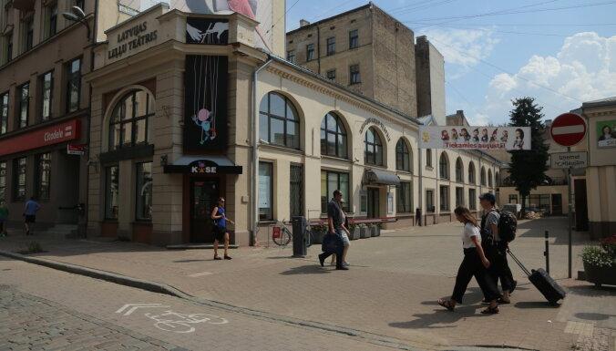 Šovasar uzsāks Latvijas Leļļu teātra ēkas atjaunošanu; paaugstinās zāles griestus