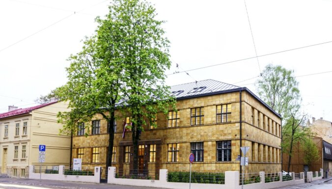 Foto: Atjaunota 'Roche' vēsturiskā ēka Rīgā, ieguldot piecus miljonus eiro