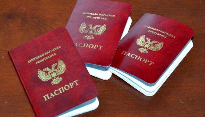 В непризнанных республиках ДНР и ЛНР прошли выборы
