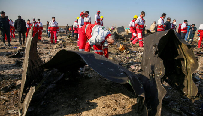 "Крушение самолета ""Украинских авиалиний"" в Иране. Что нам известно"