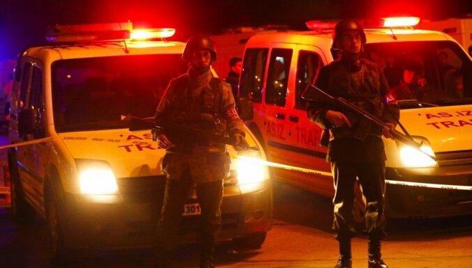 Ankaras mērs: pretinieki var kaitēt Turcijai ar mākslīgi izraisītām zemestrīcēm