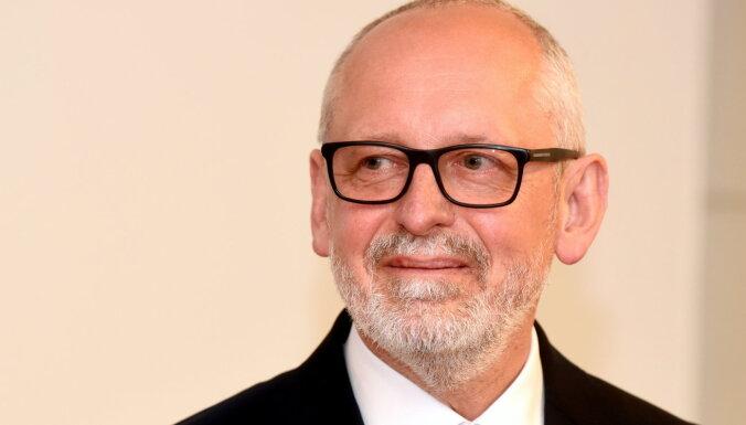 Augstskolas padomi gaidām ar piesardzību, saka RSU rektors Pētersons