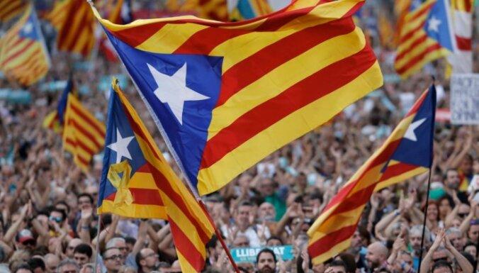 МИД: Латвия не признает провозглашенную независимость Каталонии
