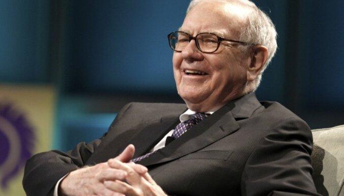 Уоррен Баффет заработал больше миллиарда долларов на акциях Apple