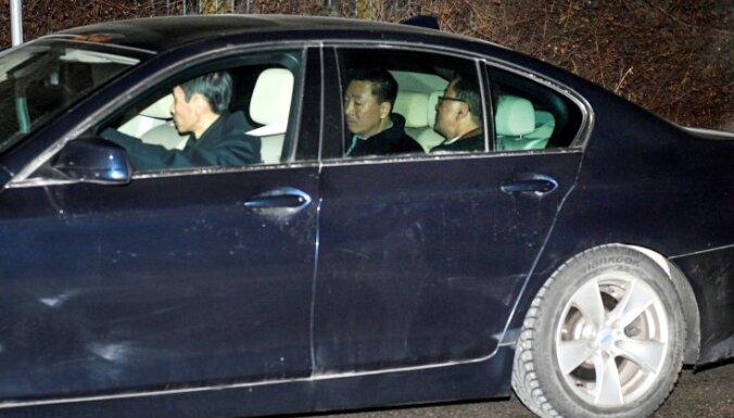 Ziemeļkorejas ministrs negaidīti apmeklē Zviedriju