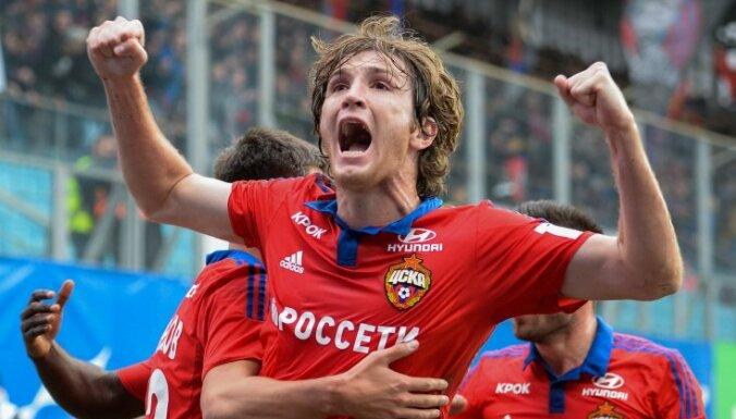 CSKA s Mario Fernandes