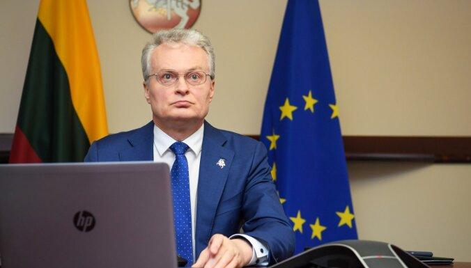 Lietuva lūgusi EK palīdzēt vienoties ar Latviju par Astravjecas AES elektroenerģijas boikotu