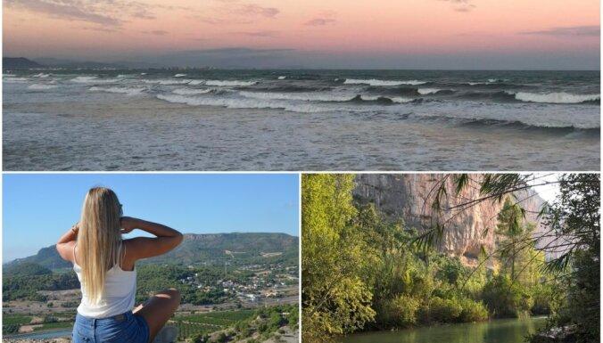 Latviete starp ārzemniekiem: studentes pieredze apmaiņas programmā Spānijā