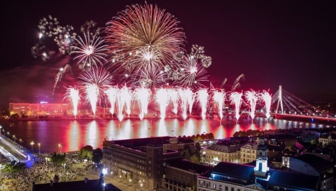 Aicina apmeklēt Rīgas svētkus 11. novembra krastmalā 18. un 19. augustā