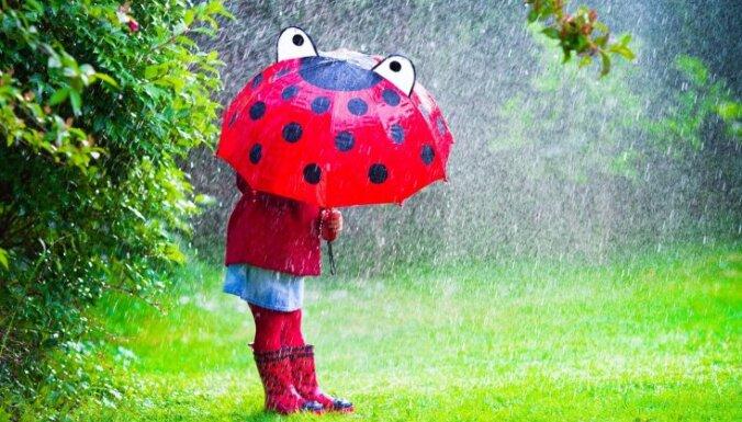 Синоптики: во вторник ожидаются дожди, в центральной части — ливни с грозами
