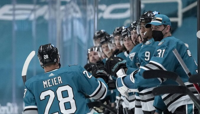 PČ hokejā: Šveices hokeja izlasē gatavojas četri NHL spēlētāji