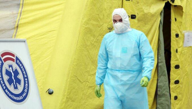 Ar Covid-19 inficējušies jau 40 veselības aprūpes darbinieki