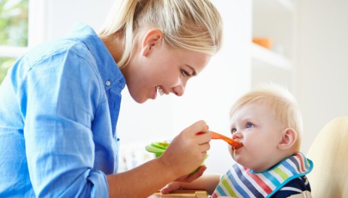 Бич современности или проблемы с питанием с младенчества