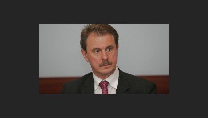 Кристовскис тоже баллотируется в мэры Риги
