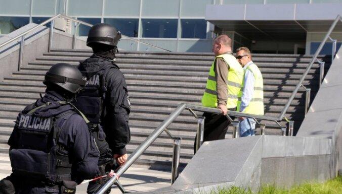МВД: уровень угрозы терактов в Латвии остается низким