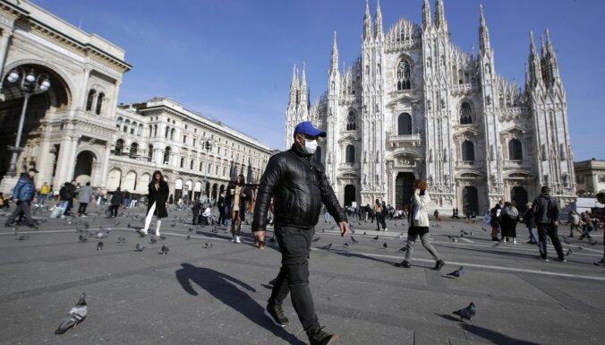 Вспышка коронавируса: в Италии уже больше 450 заболевших