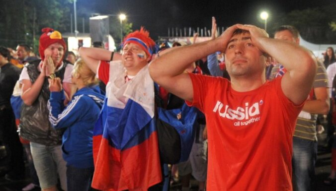Российский антирекорд на ЕВРО-2012