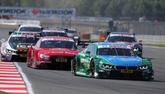 Ķīnai atņem DTM čempionāta posmu