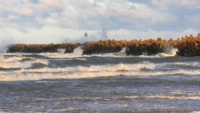 Autovadītājam Ventspils novadā izbrauciens uz jūru noslēdzas ar ietriekšanos kokā