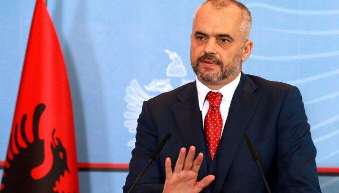 Albānija pēc zemestrīces lūdz starptautiskās sabiedrības palīdzību