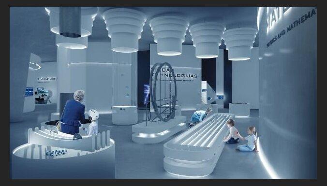 Ventspils Zinātnes un inovāciju centram par 1,8 miljoniem eiro iegādāsies eksponātus