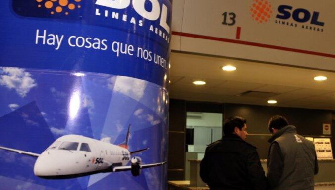 Aviokatastrofā Argentīnā 22 bojāgājušie
