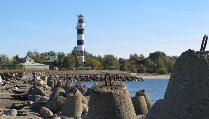 Управление Рижского свободного порта приступило к работам по приведению в порядок маяков