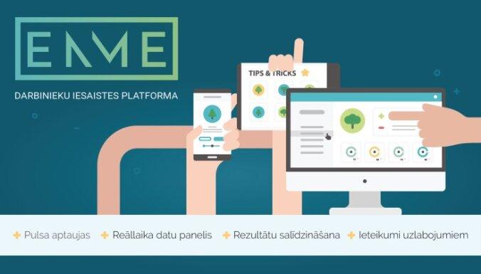 Viņu pieredze – 'InPass', 'ENME' un 'Tapbox' par savu ceļu uzņēmējdarbībā