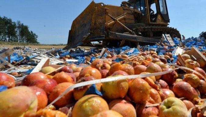 Krievijas patērētāji iesniedz sūdzību Augstākajā tiesā par nežēlīgo pārtikas iznīcināšanu