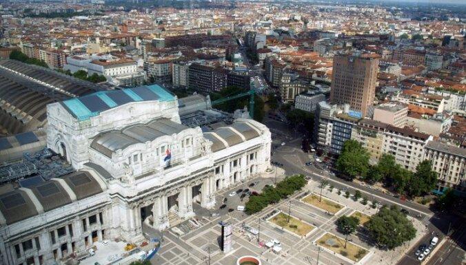 Метро в Милане эвакуировали из-за подозрительного предмета