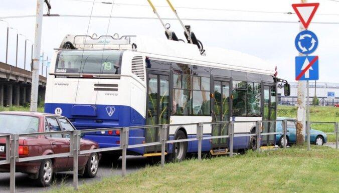 На праздник Риги общественный транспорт будет бесплатным