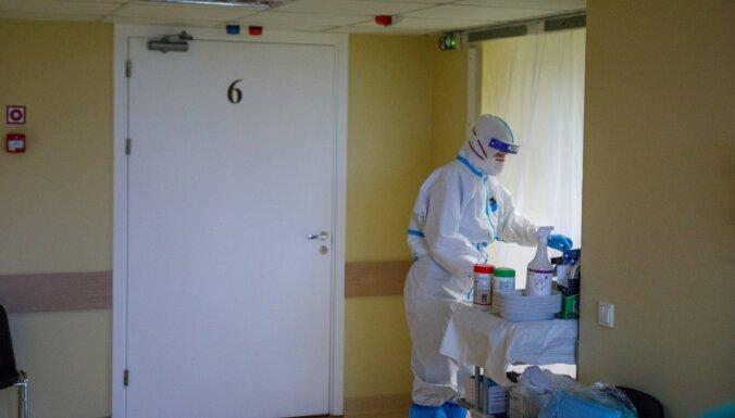 Engures novadā sociālās aprūpes centrā 'Rauda' ar Covid-19 saslimuši 64 darbinieki un 184 klienti