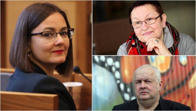 Uzziņa: Ievēlēti visu Rīgas domes komiteju vadītāju vietnieki