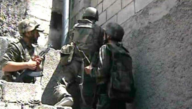 ООН рассказала о плане ввода миротворцев в Сирию