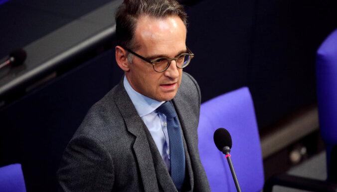 Глава МИД ФРГ пригрозил России соразмерными санкциями из-за Навального