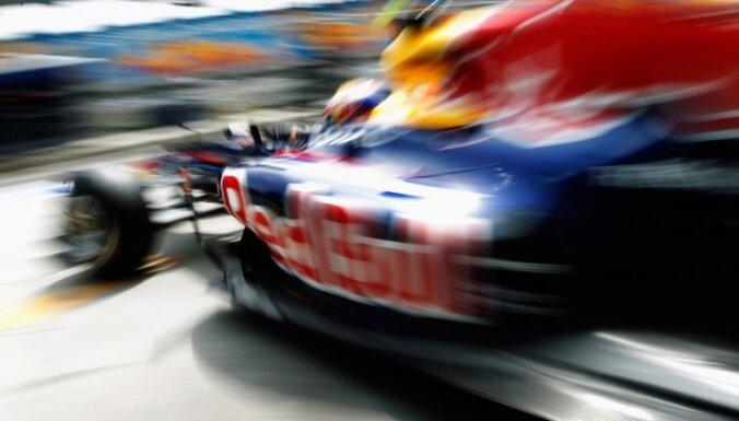 'Red Bull' ies uz pilnu banku arī Japānā