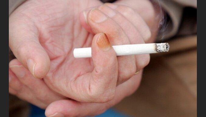 Ar animāciju palīdzību aicinās jauniešus nesmēķēt
