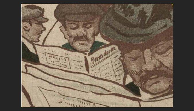 Ārkārtējās situācijas laikā brīvpieejā atver laikrakstu un žurnālu krātuvi 'periodika.lv'