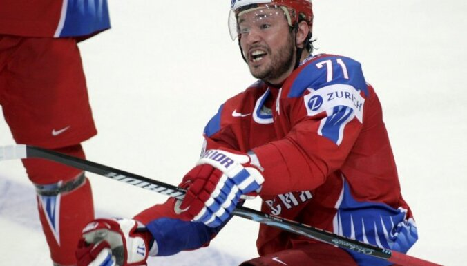 Ковальчук отказался общаться с журналистами после матча
