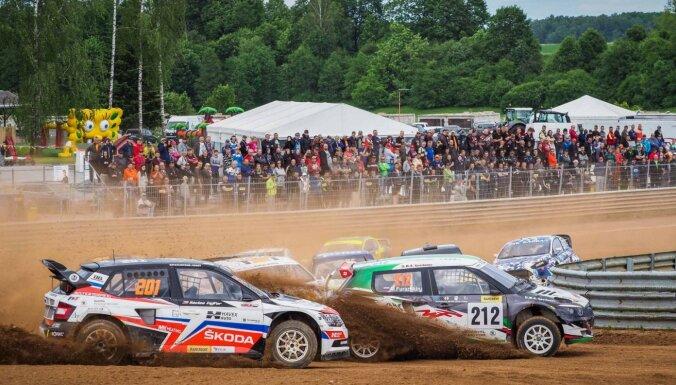 Eiropas Autokrosa čempionāts Bauskā pārceļas uz jūnija beigām