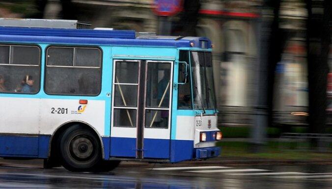 В Риге будут новые остановки общественного транспорта