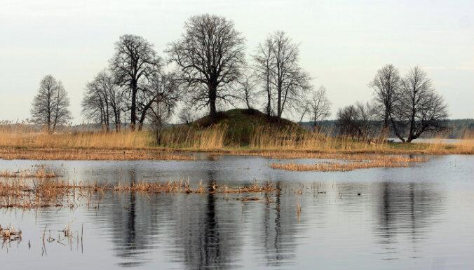 В четверг в Латгалии утонул 40-летний мужчина