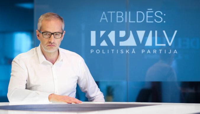 За кого голосовать? В студии DELFI - Артусс Кайминьш и лидеры KPV LV