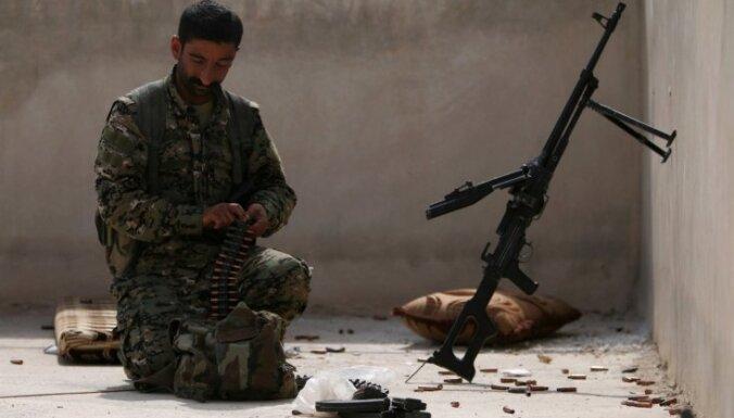 Sīrijas opozīcija skeptiska pret ASV un Krievijas vienošanos