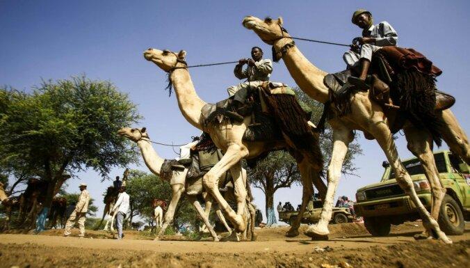 ASV pārtrauc 20 gadus ilgušo Sudānas izolāciju