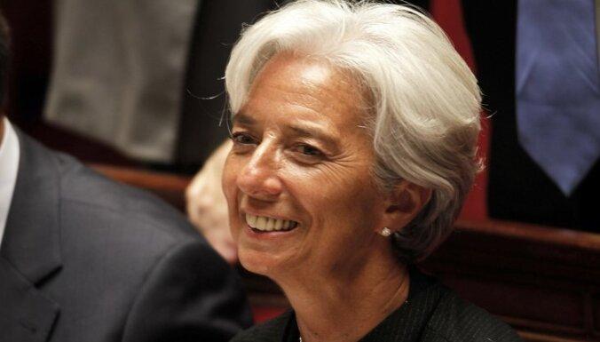 Латвия вновь удостоилась похвалы МВФ